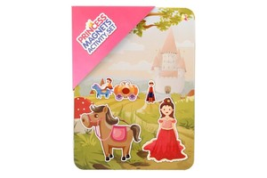 Princess magnets activity set