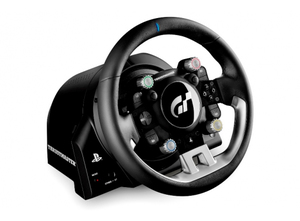 Thrustmaster T-GT T700 Rs Gt UK Steering wheel + Pedals PC,PlayStation 4 Black