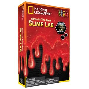 Slime Science Kit Red