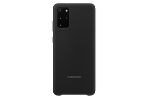 Samsung Silicone Cover For S20+ Black
