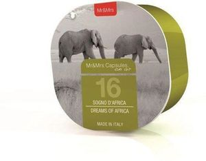 Mr & Mrs Capsules Set 2 Pcs Dreams Of Africa