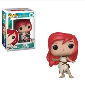 Pop The Little Mermaid Ariel Sail Dressexc