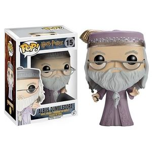 Pop Movies Harry Potter Dumbledore Wand