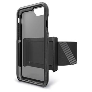Bodyguardz Trainr Pro Case Secure with Armband for iPhone 6.5 Black / Grey