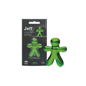 Jeff Chrome Green Citrus