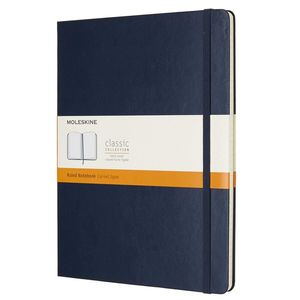 Moleskine Notebook Large Ruled Sapphireblue Soft Qp616B20