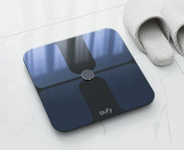 Eufy Bodysense Smart Scale Black