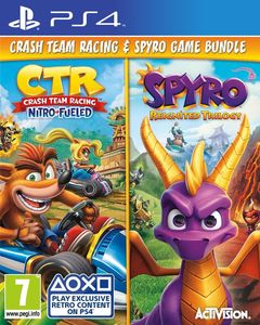Crash Team Racing Nitro-Fueled + Spyro Reignited Trilogy