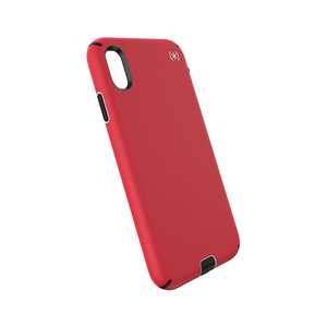 Speck Presidio Sport Case Heartrate Red/Sidewalk Grey/Black for iPhone XS Max