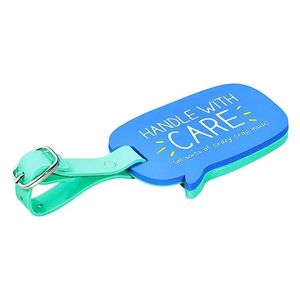 Luggage Tag Handle With Care