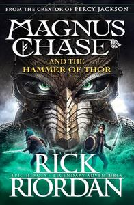 Magnus Chase And The Hammer Of Thor Book 2