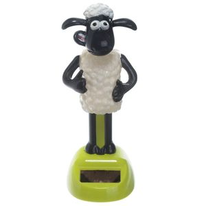 Collectable Licensed Solar Powered Pal Shaun The Sheep