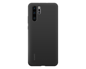 Huawei Silicone Case P30 Pro Black