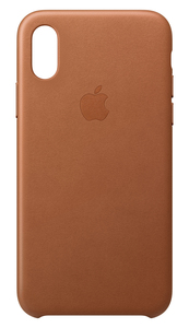 Apple Mrwp2Zm/A 5.8 Inch Cover Brown Mobile Phone Case