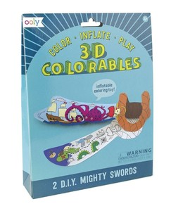 Mighty swords set of 2 double sided 4 di