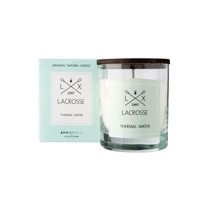 40 Hour Round Scented Candle Thermal Water