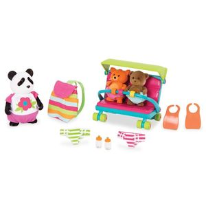 Li'l Woodzeez BabySitting Playset
