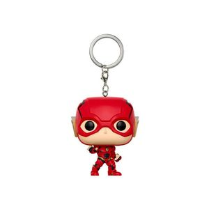 Pop Keychain Dc Jl Flash