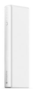 mophie 3524_PWR-BOOST-10.4K-WHT power bank White 10400 mAh