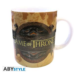 Game Of Thrones Mug 320 Ml Opening Logo
