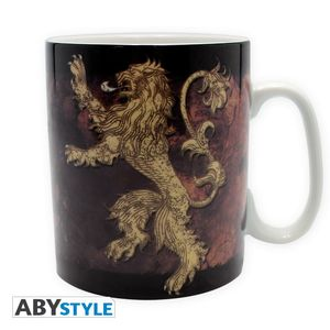 Game Of Thrones Mug 460 Ml Lannister