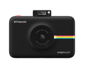 Polaroid Snap Touch Instant Print Camera Black