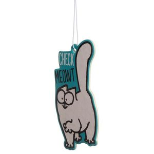 Vanilla Scented Simon'S Cat Check Meowtair Freshener