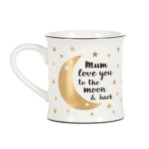 Mum Love You To The Moon And