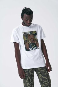 C S WL Me Rollin Tee T Shirts White