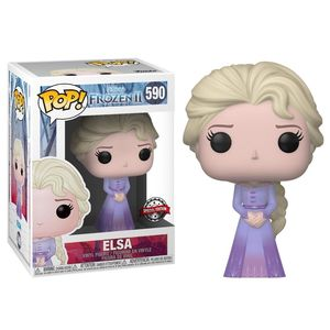 Pop Disney Frozen 2 Elsa Dress Exc