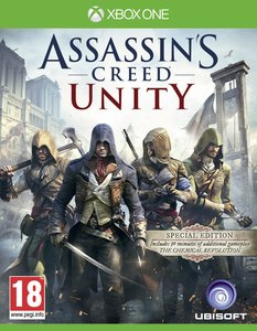 Assassins Creed Unity Sp Ed Xbox One
