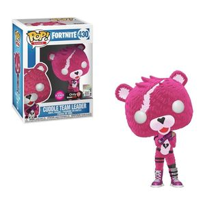 Pop Games Fortnite S3 Cuddle Team Leader Fl Exc