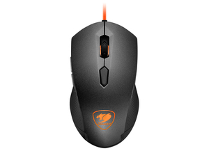 COUGAR Gaming Minos X2 mice USB Optical 3000 DPI Ambidextrous Black