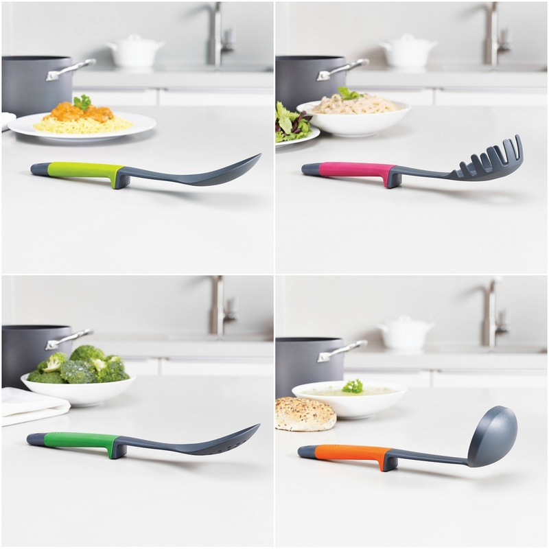Joseph Joseph Elevate Multi-Color Kitchen Utensils [Set of 6]