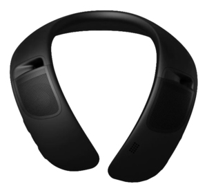Bose Soundwear Companion Wearable Neckband Speaker Black