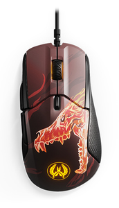Steelseries Rival 310 Cs:Go Howl Edition Mouse Usb Optical Right-Hand