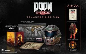 Pre Order Doom Eternal Collectors Edition XOne English