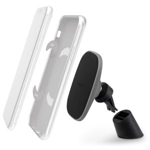 Snapto Car Mount Gray