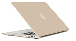 Moshi Iglaze Ultra-Slim Hardshell Case Satin Gold Macbook Air 13
