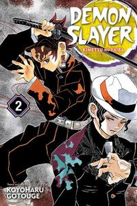 Demon Slayer Kimetsu No Yaiba Vol 2