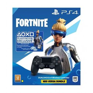 Ps4 Ds4 With Fortnite Voucher