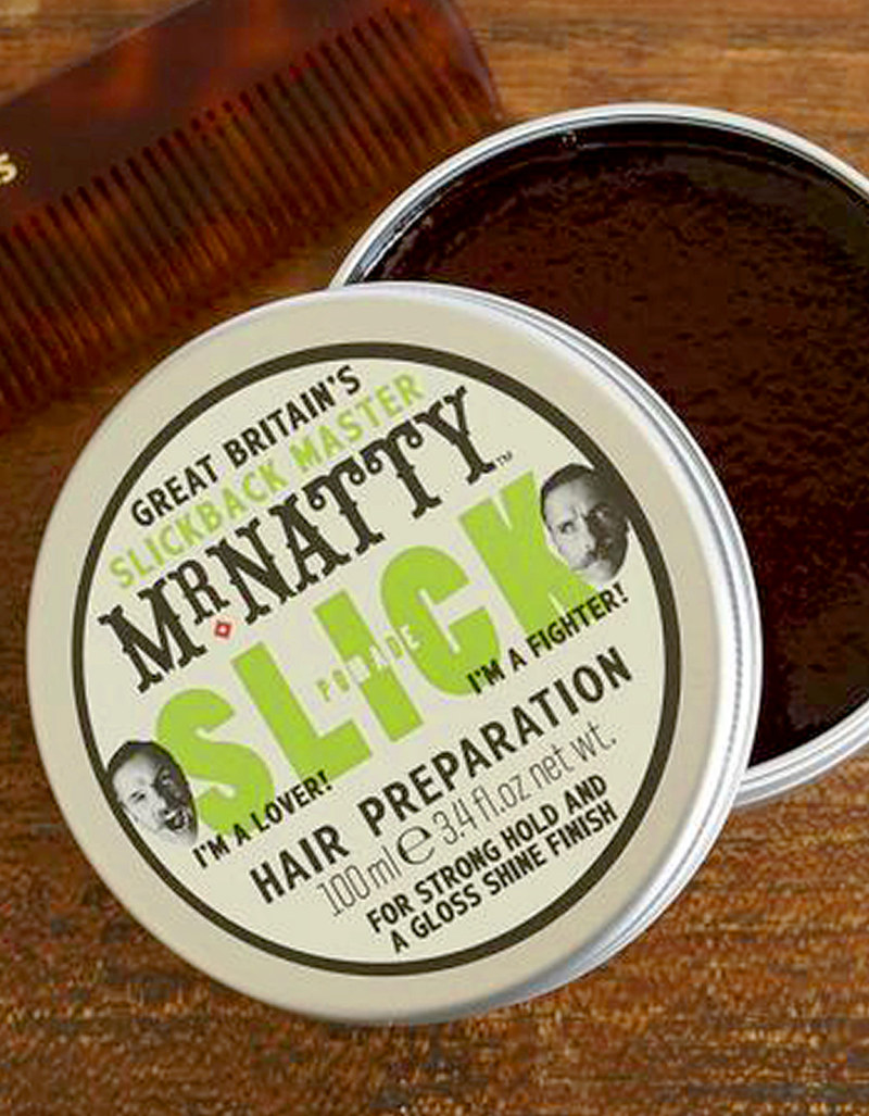 Slick pomade 100ml tin
