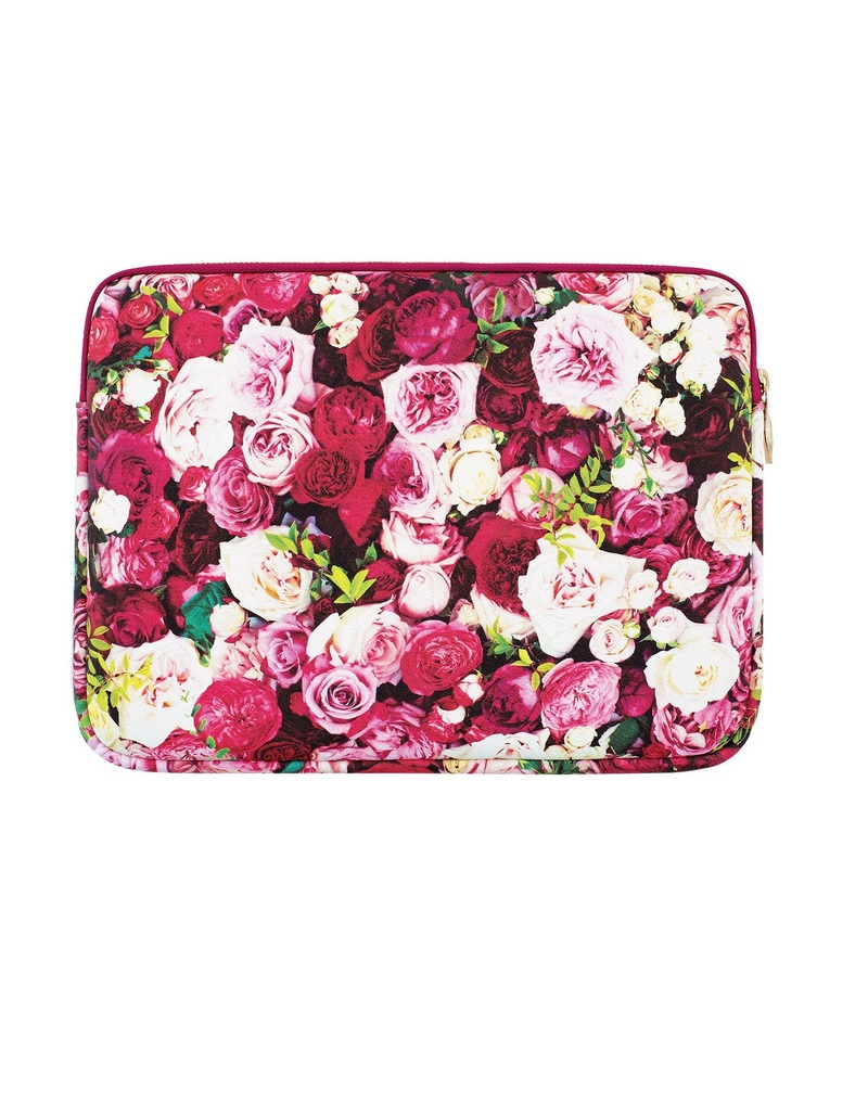 sports shoes 85393 1ebe6 Kate Spade New York Printed Sleeve Photographic Roses Macbook Air/Pro 13
