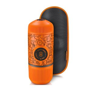 Wacaco Nanopresso Portable Espresso Machine Small Orange