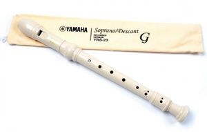 Yamaha Yrs23 Recorders