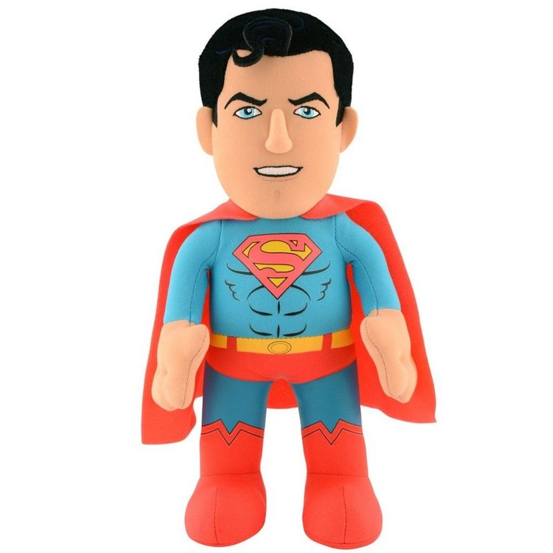 Bleacher Creatures DC Comics Series 2 Classic Superman 10-Inch Plush Figure
