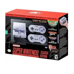Nintendo Classic Mini: Super Nintendo Entertainment System [Us Style]