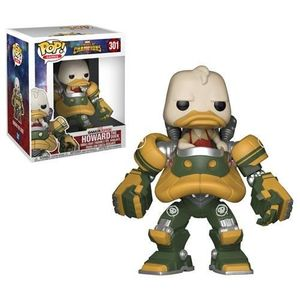 Pop Games Marvelcoc6 Howard The Duck