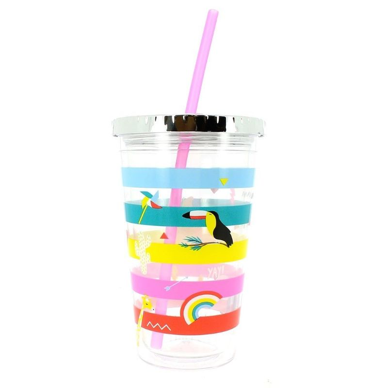 Blueprint Happy Zoo Just Hangin' Sippy Cup
