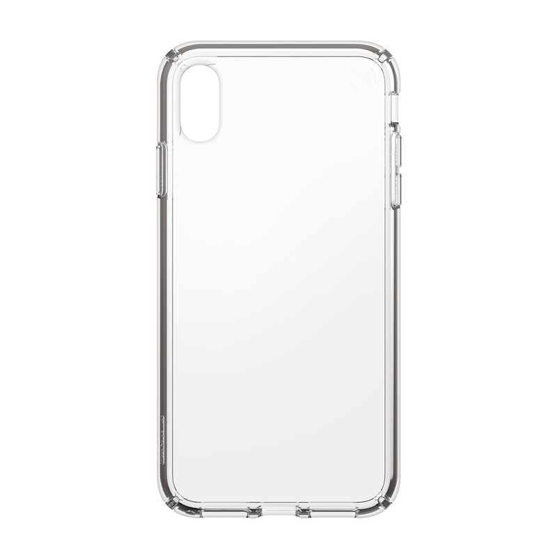 new style c3390 50d53 Speck Presidio Stay Clear Case Clear/Clear for iPhone XS Max